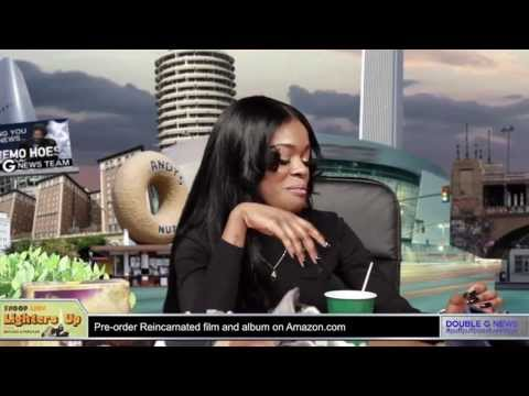 GGN Azealia Banks Talks About Her New Projects, Twitter Trolls &amp; More
