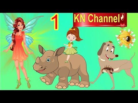 Hoạt hình KN Channel BÉ NA PHÁT HIỆN BÀ PHÙ THỦY GIẢ LÀM TIÊN BƯỚM BẮT CÓC EM BÉ tập 1 thumbnail