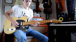 Lynyrd Skynyrd - Sweet Home Alabama - Cover