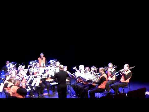 Brassband Apeldoorn - One Voice - Barry Manilow (Arr. Ray Farr)