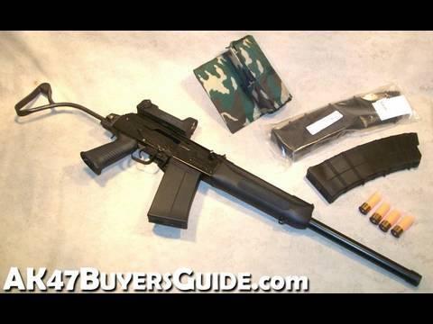 Saiga 12 AK47 Shotgun