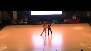 Gaja Malovrh & Jaka Juznic - World Cup Budapest 2017