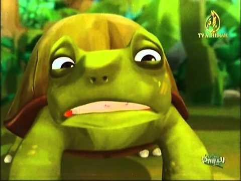 Pada Zaman Dahulu (Season 2) - Kura-Kura & Monyet (HD-1080p)