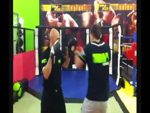 Boxercise Competition Entry - THE MMA GYM.COM