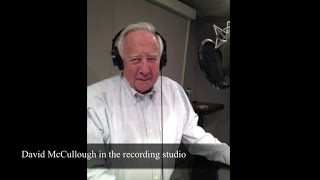 David McCullough on 'The Wright Brothers' audiobook