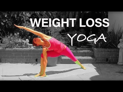 POWER YOGA CLASS Vinyasa Level 1-2 Core ABS Cardio Weight Loss Image 1