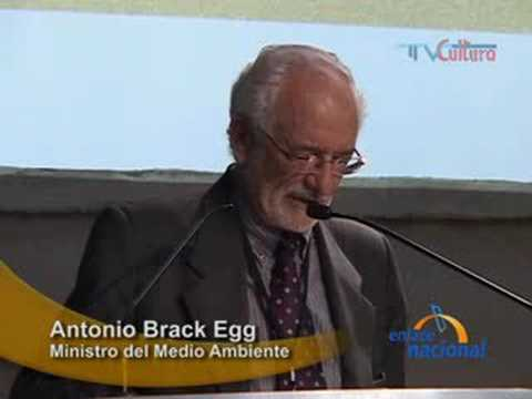 Lima: Ministro Brack defiende biodiversidad y protección del medio ambiente en CADE