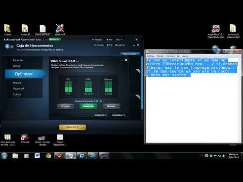 REPARAR ERRORES GRATIS PARA WIN 7/ XP (MUY BUENO )  OPTIMIZA TU PC Y DESINTALA PROGRAMAS