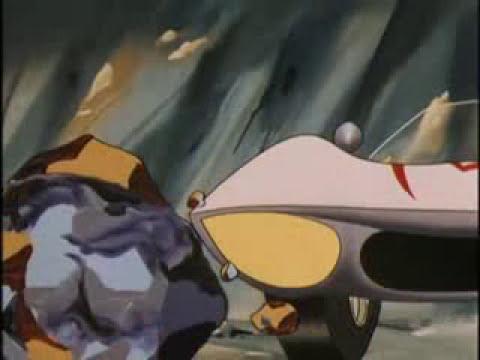 Meteoro Capitulo 22 - Mach 5 Versus Mach 5 Parte 1 - Latino