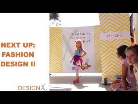 2018 Summer Fashion Show | Design X