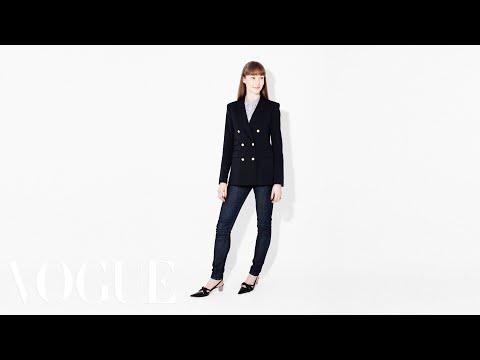 Acne Studios Jeans - Jeanius:  Laura Regensdorf - Vogue