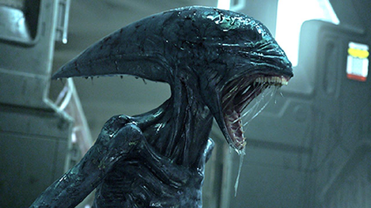Xenomorph Prometheus Prometheus 2 Won t Include