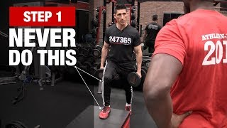 Train Like an NFL Player (FOOTBALL WORKOUT!)