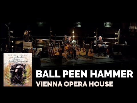 Joe Bonamassa - Ball Peen Hammer (Live @ The Vienna Opera House)