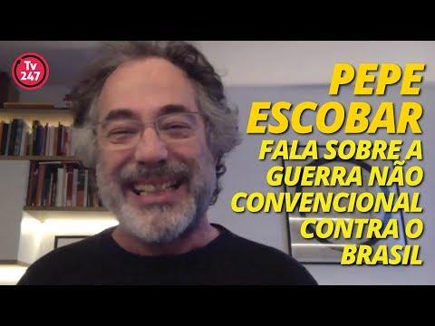 """0 - O Brasil no contexto das """"Guerras Hibridas"""""""
