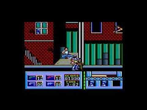 [Amstrad Cpc] Robocop intro music