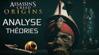 "Assassin's Creed Origins: Analyse du Trailer ""L'Ordre des Anciens"" + Théories [FR]"