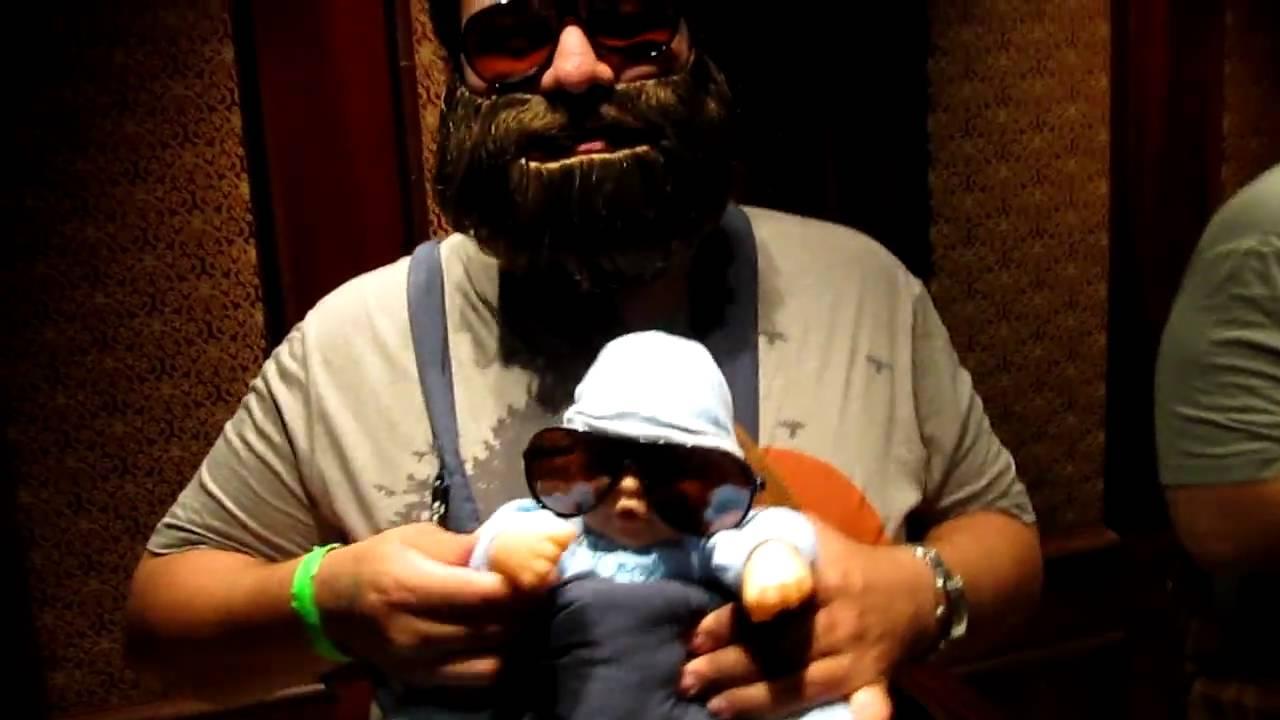 Baby Carlos Halloween Costume Allan Costume And Baby Carlos