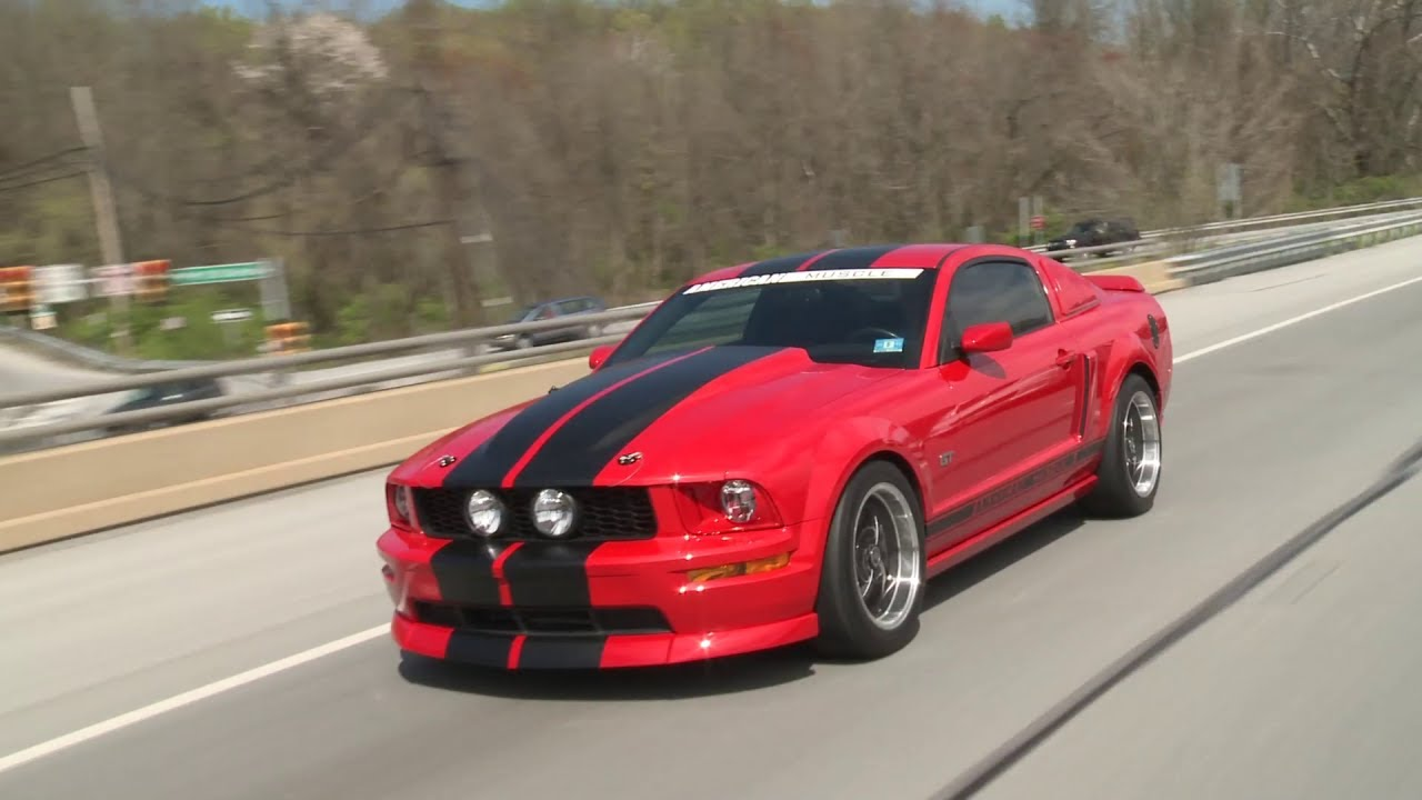 2005 2009 Mustang Gt Acceleration Pack Americanmuscle