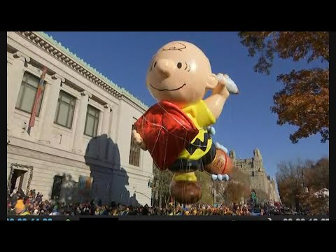 Macy's Puts On 91st Thanksgiving Day Parade