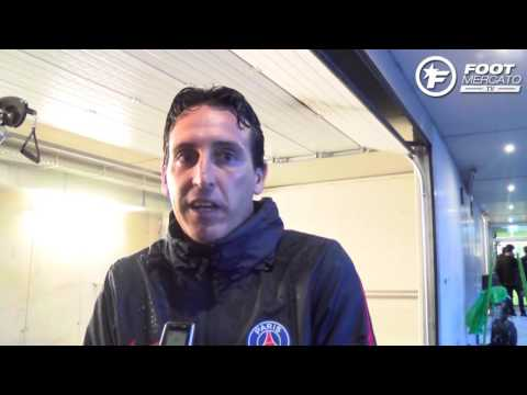 PSG : Emery n'a pas tranché entre Trapp et Areola