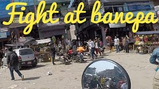 Danger Fight at Banepa(Part-1)||Ride to sukute on RM 250 ||motovlog ep 41||gabbarsujan||vlog