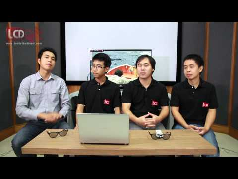 Review LG LA6910 Cinema 3D Smart TV [LCDTVHAILAND On Air Aug 2013]