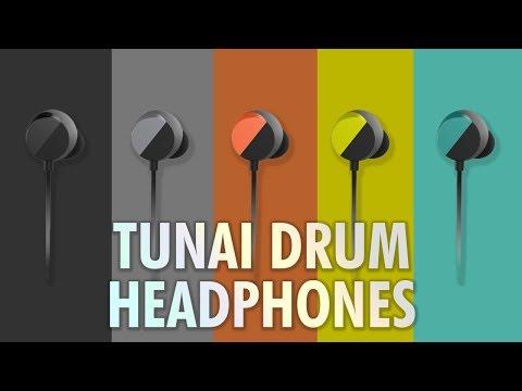 My New Favourite Headphones - Tunai Drum Review