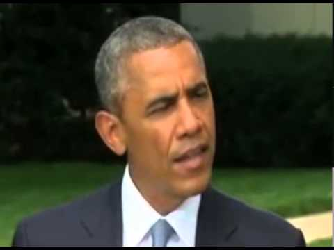 Obama: Handling of Malaysia Airlines Crash Site is 'An Insult'