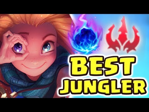 1000+ AP THE BEST JUNGLER EVER CREATED | NEW ZOE JUNGLE SPOTLIGHT | WHAT IS THIS DAMAGE?? Nightblue3