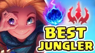 1000+ AP THE BEST JUNGLER EVER CREATED   NEW ZOE JUNGLE SPOTLIGHT   WHAT IS THIS DAMAGE?? Nightblue3
