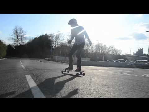 Longboarding: Pink Blink