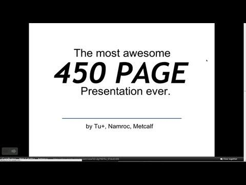 Google Demo Slam: Epic Docs Animation