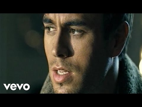 Enrique Iglesias - Quizás video