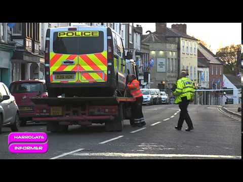Knaresborough High street incident
