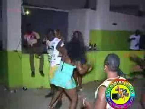 dance hall fight in ja,