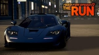 NFS The Run - Mclaren F1 - New York City - i7 2600K - XFX HD 6870