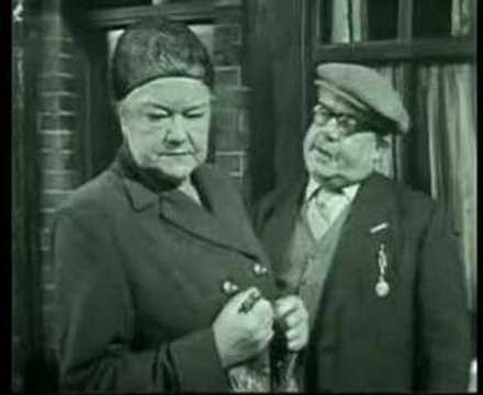 "An excellent example of kitchen sink drama from the second year of ""Coronation Street"". Ena and Elsie have a face off over a poison pen letter. Absolute clas..."