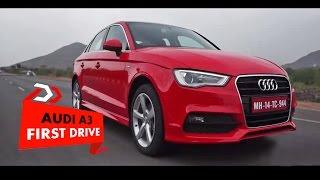 Audi A3 : First Drive : PowerDrift