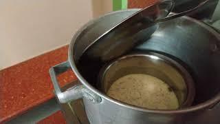 How to make junnu with junnu milk (జున్ను పాలతో జున్ను తయారీ విధానం) in Telugu