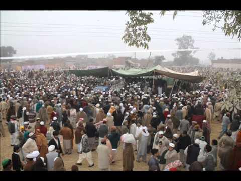 Mein Niva Mera Murshid Ucha (hazrat Mian Khalil Ahmad Sb Sharaqpuri) By Ali Hussnain video