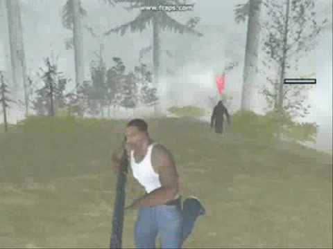 Loquendo GTA San Andreas - [Big Foot]
