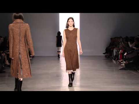 Calvin Klein | Fall Winter 2014/2015 Full Fashion Show | Exclusive Video