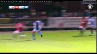 Video: Sao trẻ M.U Ravel Morrison chuyền bóng điệu nghệ