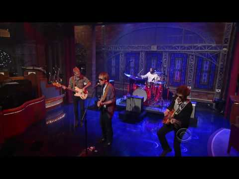 Deer Tick Live on Letterman 6/17/2010
