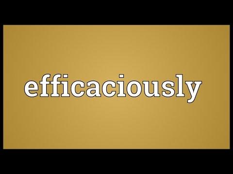Header of efficaciously