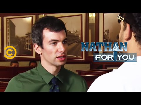 Nathan For You: Billy's Deli and Cafe