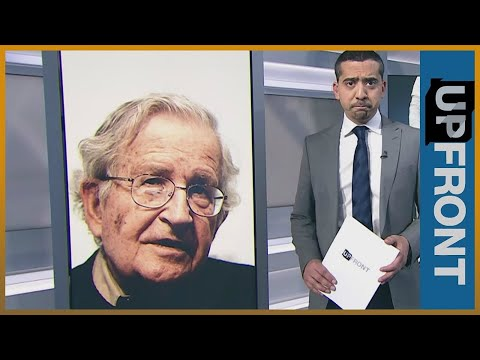 Noam Chomsky on Clinton vs Sanders | UpFront