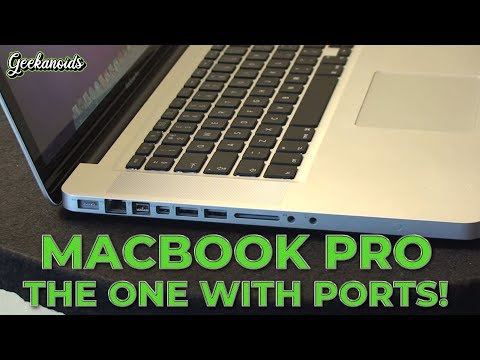 Apple 15-inch MacBook Pro (mid-2009) - The Definitive Review