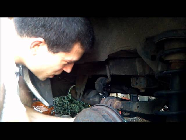 How to Remove Rubber Exhaust Hangers - YouTube